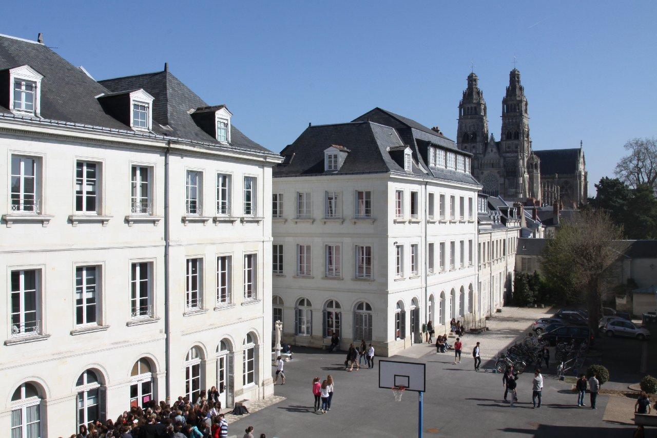 Lycée Sainte Ursule à Tours